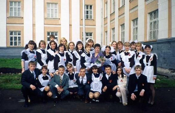 выпускники 2004 года 16 школы